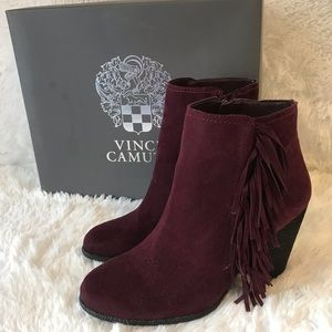 Vince Camuto Hayzee ankle booties